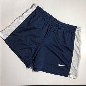 Nike Athletic Navy Shorts Boys XL